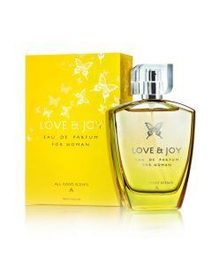 Love & Joy Eau De Parfum for Women 75ml