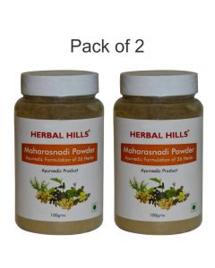 Maharasnadi Powder - 100 gms - Pack of 2