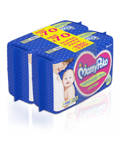 MamyPoko Antibacterial baby Wipes 200 sheets