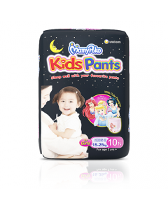 MamyPoko kids Pants kids2 girls pack 14