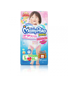 MamyPoko Pants Airfit large for Girls pack of 44