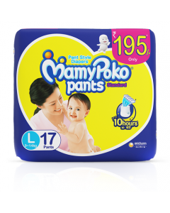 MamyPoko Pants Standard Large pack 17