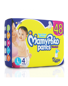 MamyPoko Pants Standard Large pack 4