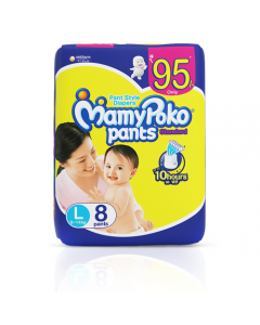 MamyPoko Pants Standard Large pack 8
