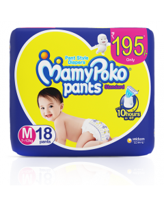 MamyPoko Pants Standard Medium pack 18