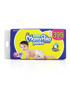 MamyPoko Pants Standard Medium pack 36