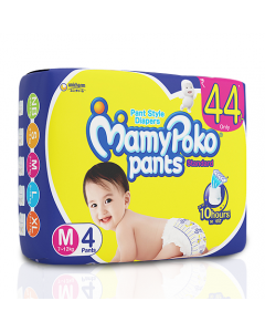 MamyPoko Pants Standard Medium pack 4