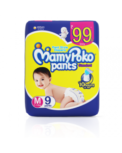 MamyPoko Pants Standard Medium pack 9