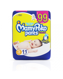 MamyPoko Pants Standard Small pack 11