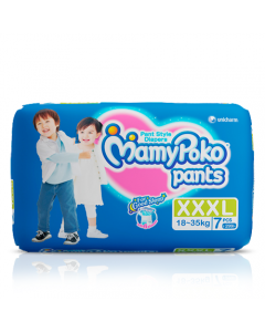 MamyPoko Pants xxx-large pack of 7