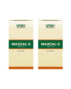 Maxcal-C Tablet 3 X 10 (Pack of 2)