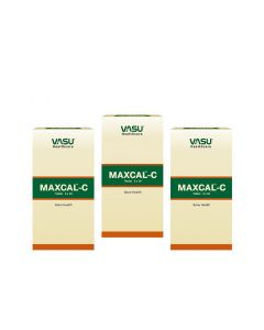 Maxcal-C Tablet 3 X 10 (Pack of 3)