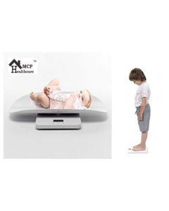 MCP Digital Baby Weighing Machine for Infant and Adult weighing upto 100kg