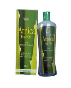 Medilexicon Arnica Hair Oil - 500ml