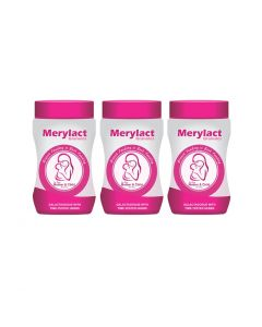 Merylact Granules 250gm (Pack of 3)