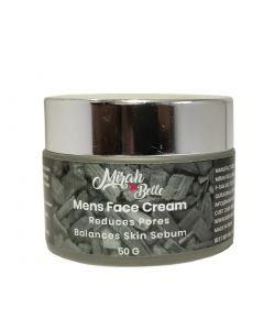 Mirah Belle Naturals Men Face Cream - The Absolute must 50gm