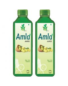 Mint Veda Amla (Sugar Free) Juice (1liter) Pack of 1