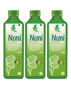 Mint Veda Noni (Sugar Free) Juice (1liter) Pack of 2