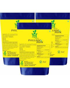 Mint Veda Pyslluim Husk Powder (200g) Pack of 2