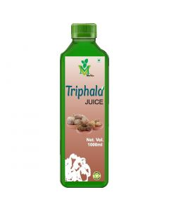 Mint Veda Triphala (Sugar Free) Juice (1liter) Pack of 1