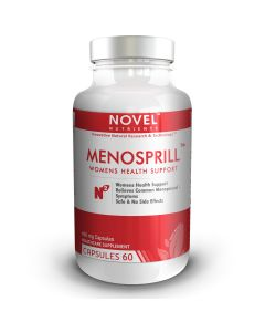 MENOSPRIL TM 450MG CAPSULES - WOMEN HEALTH SUPPORT