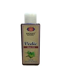 Moses Natural Vedic Oil - 200ml