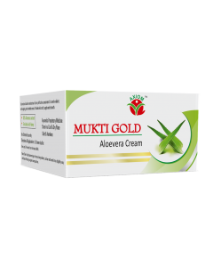 Mukti Gold Aloevera Cream