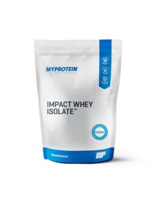 Myprotein Impact Whey Isolate,  5.5 lb  Natural Chocolate