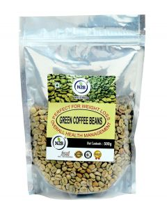 N2B GREEN COFFEE BEANS A++ GRADE 500g