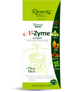 N-Zyme Syrup For Digestive System