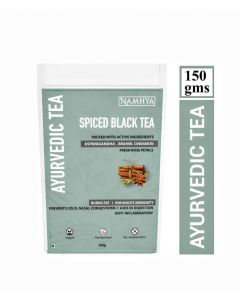 Namhya Ayurvedic Masala (Spiced Black) Tea - 150gm