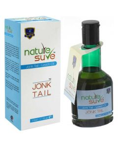 Nature Sure Jonk Tail (Leech Oil) for Hair Problems in Men and Women - 1 Pack (110ml)