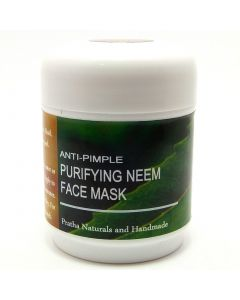 Pratha Naturals Anti-Pimple Purifying Neem Face Mask 50 gm