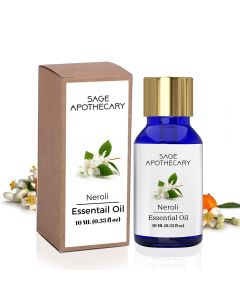 Sage Apothecary Neroli Essential Oil - 10ml