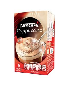Nescafe Cappuccino 100gm Carton