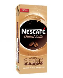 Nescafe Coffee & Milk Beverage Chilled Latte 180ml