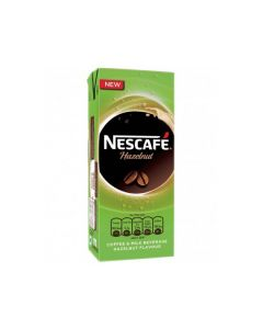 Nescafe Coffee & Milk Beverage Hazelnut 180ml