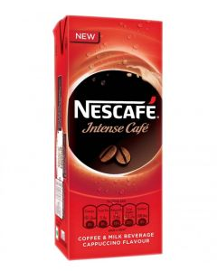 Nescafe Coffee & Milk Beverage Intense Cafe 180ml