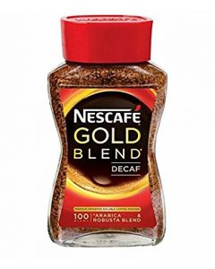 Nescafe Gold Decaffeinated 100gm Bottle