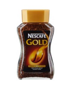 Nescafe Pure Soluble Coffee Gold 100gm Jar