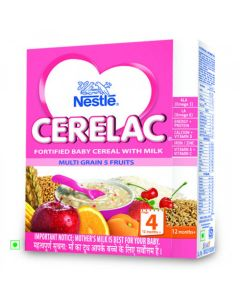 Nestle Cerelac Stage 4 Multi Grain and Fruits 300gm