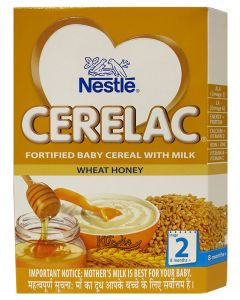 Nestle Cerelac Wheat Honey (Stage 2) 300gm