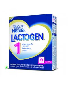 Nestle Lactogen Infant Formula (Stage 1) 400gm