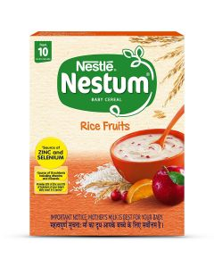 Nestle Nestum Rice 3 Fruit (Stage 3) 300gm