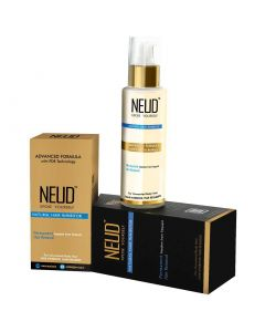 NEUD Natural Hair Inhibitor for Men & Women 1 Pack (80g)