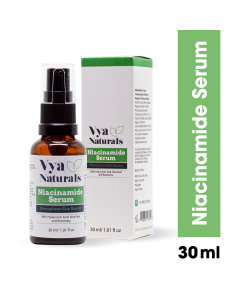 Vya Naturals Niacinamide Serum Strengthens Skin Barrier 30ml