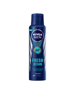 Nivea Men Fresh Ocean Deodorant 150ml