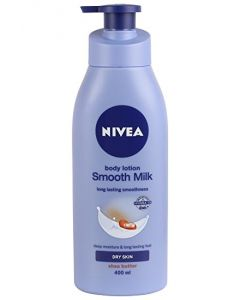 Nivea Smooth Milk Body Lotion For Dry Skin 75ml