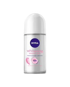 Nivea Whitening Smooth Skin Roll on 25ml