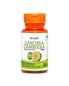 Novkafit Garcinia Cambogia 500 mg 60 Caps (Weight Loss Supplement)